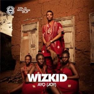 [PHOTOS]: ITZ FINALLY HERE!!! Wizkid Has Finally Dropped His 'AYO-JOY' Album Track-list….See PICS